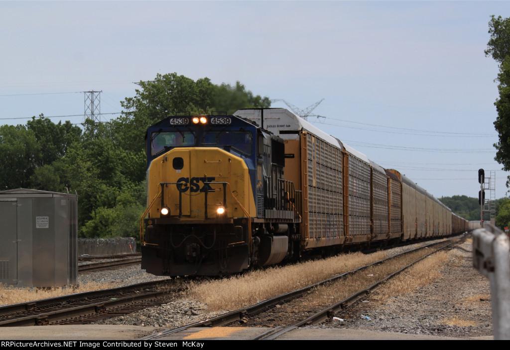 CSX 4539