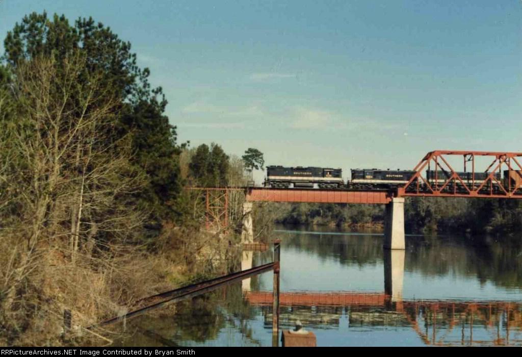 Southern train #167