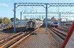 NJT#4355 Departs Long Branch Station