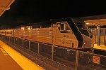 NJT 4014 Sitting At Point Pleasant Beach Station