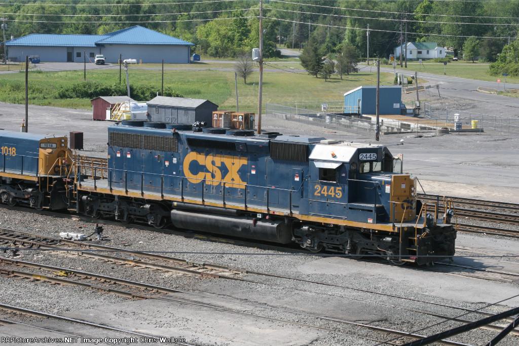 CSX 2445