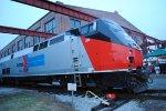 Amtraks Heritage Unit