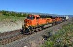 BNSF 7625 West