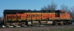 BNSF 7246, engineer's side