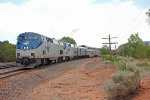 Westbound Amtrak Southwest Chief