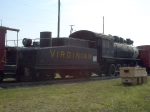 VGN 4 0-8-0 W/ SLOPE BACK TENDER