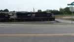 NS 8011 from Andrew Johnson Highway (11E)