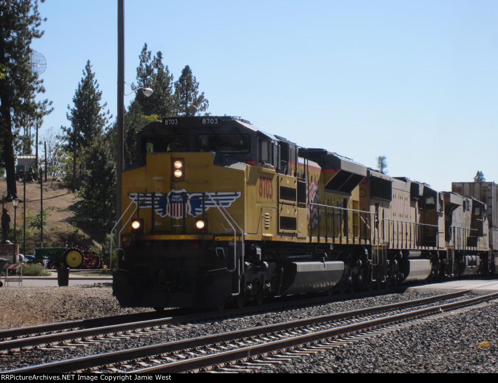 UP KOAMN-05 in Colfax
