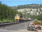 UP Z-Train at Soda Springs