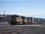 Union Pacific KMNOA in Truckee