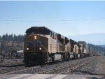 Union Pacific ZG2LT in Truckee