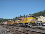 Union Pacific QRVNPP in Truckee