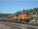 BNSF H-STOPVO in Truckee