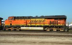 BNSF 7496 SIDE