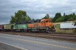BNSF 2307 & 2096