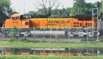 BNSF 4472 Locomotive