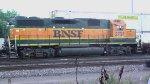 BNSF 2737 Locomotive