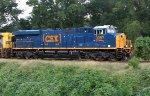 CSX 3057 leading W986