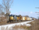 CSX 8621 Q290 atSterns road Just north of Toledo