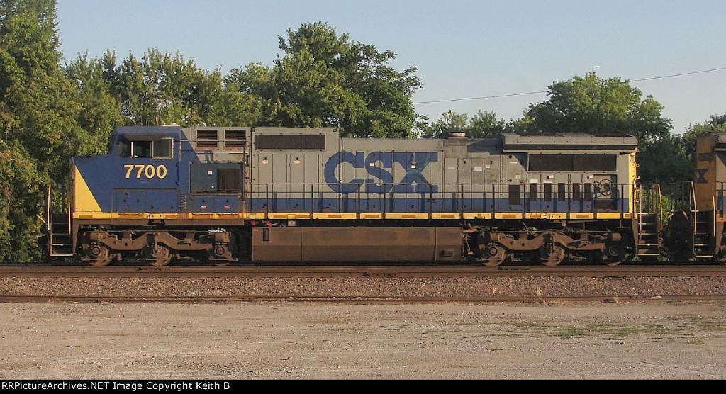 CSX 7700