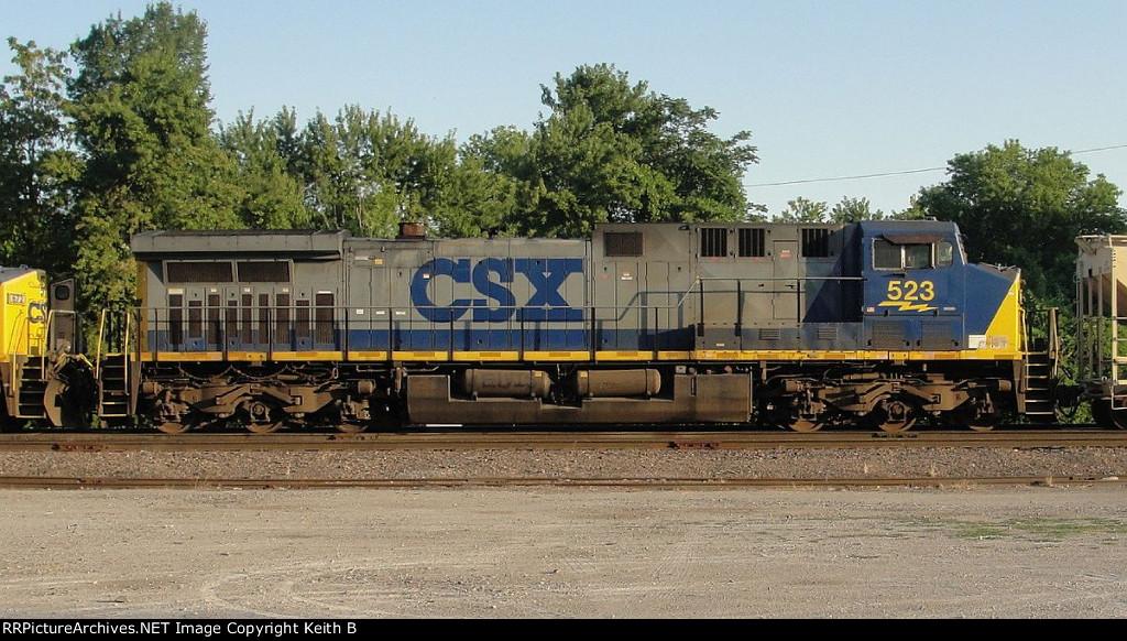 CSX 523