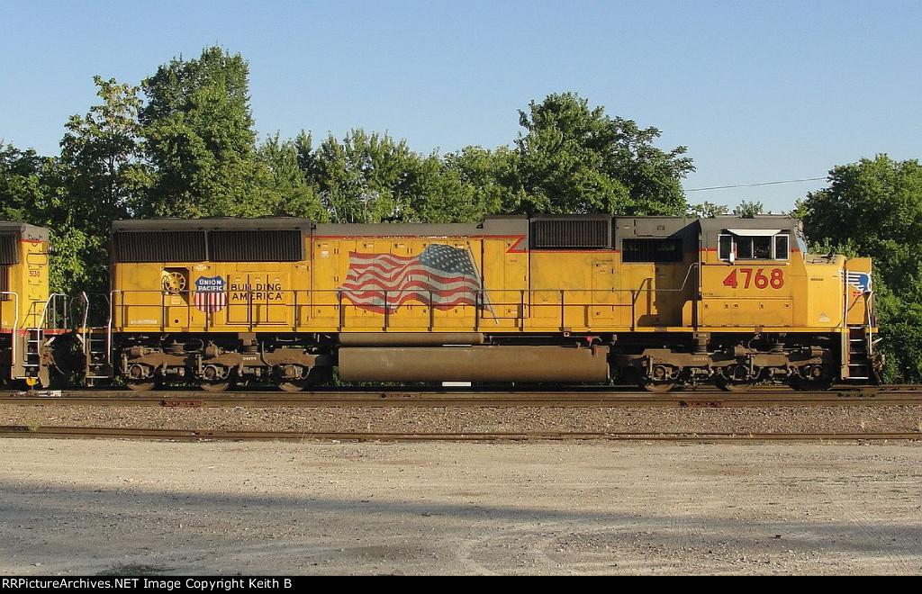 UP 4768