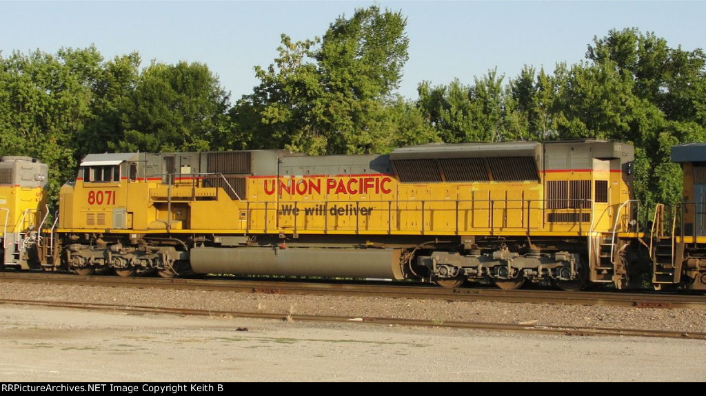 UP 8071