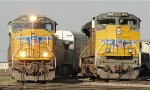UP 8665 and UP 4927