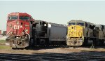 UP 8148 and CP 9802