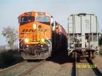 BNSF ES44DC 7582