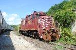 Older locomotive
