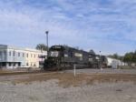 NS train 191