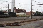 NS 8423 Ex-Conrail & NS 507 Meet