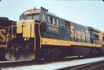 ATSF 8508 - Santa Fe U33C in 1969