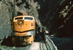 DGRW 6013 PA1 at Royal Gorge - 1967