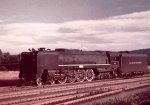 D&H 4-8-4 #313 - Year 1950