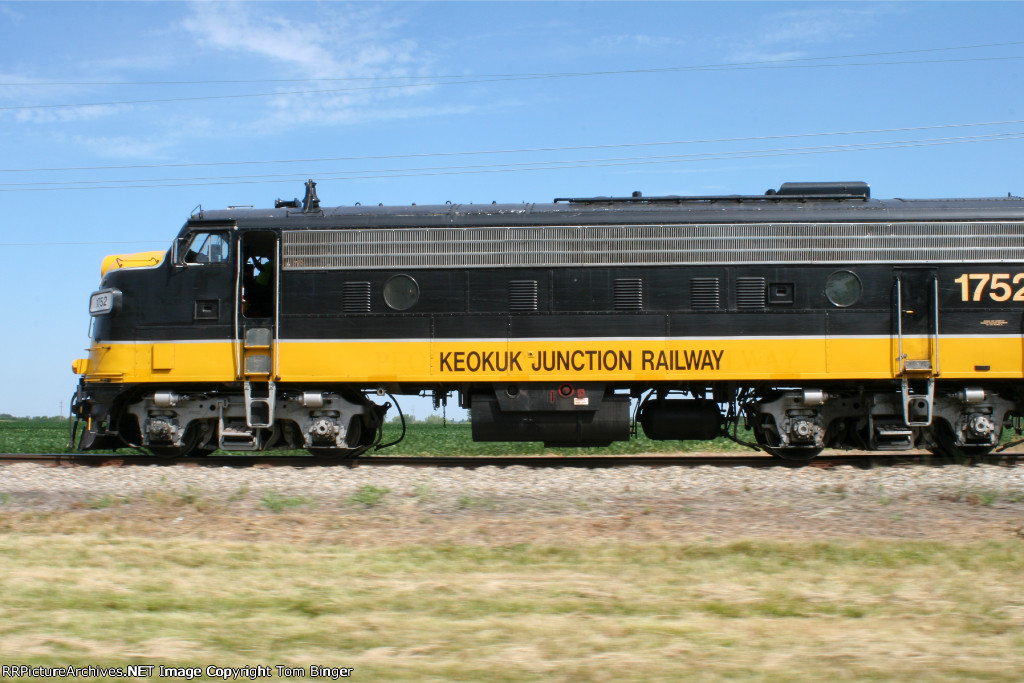 Keokuk Junction Railway