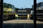 NS 1073, EMD SD70ACe, Penn Central Heritage Unit