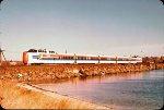 Amtrak Yankee Clipper Turbotrain - 1974