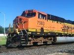 BNSF ES44DC 7593
