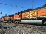 BNSF C44-9W 4528