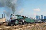 Southern Railway 2-8-2 4501