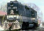 Southern GP38AC 2876