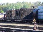 Load of Railway Ties
