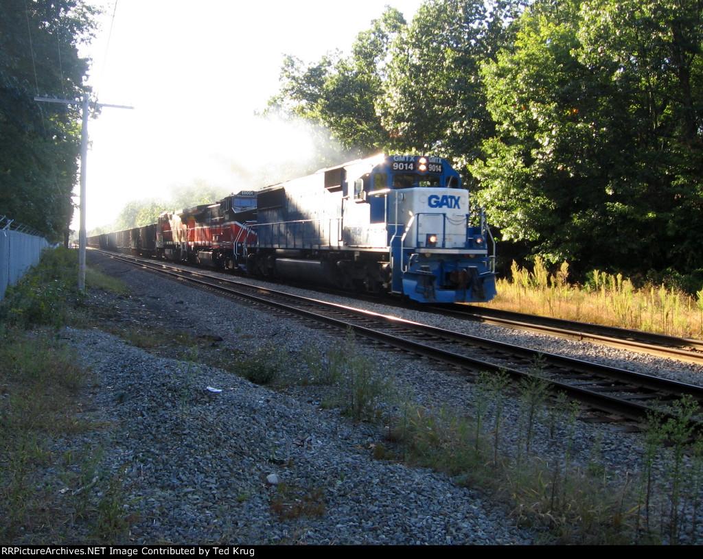 GMTX 9014, PW 4006 & PW 582