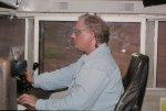 Me running CSX #800