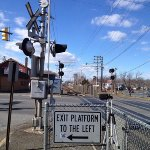 Sycamore Ave RxR crossing