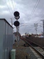 Signal post LI88
