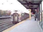 NJT 7848 departs Metropark