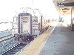 NJT 3832 departs Rahway (NEC)